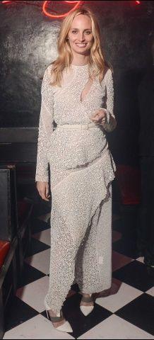 Lauren Santo Domingo in Proenza