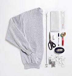 DIY Bomber Jacket