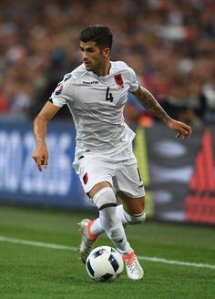Elseid Hysaj Photos Photos - France v Albania - Group A: UEFA Euro 2016 - Zimbio