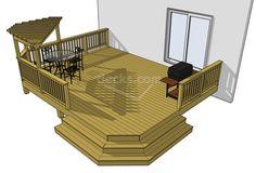 Free Deck Plans - Decks.com