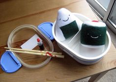 onigiri_and_sushi_plush_by_neoitvaluocsol-d3b4p3f