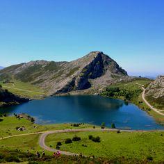 Lago Enol (Picos de Europa)