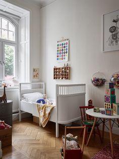 Baby room, kidsroom #bunnyinthewindow