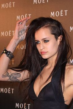 Alice Dellal is the f-ing coolest chick on the planet.