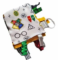 *NEW 2016 The Boy Wizard Inspired Baby Jack Lovey *Made in USA