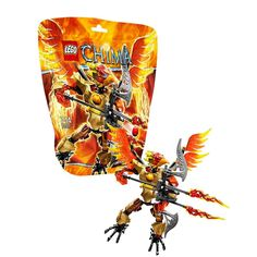 LEGO Legends of Chima 70211: CHI Fluminox #LEGO