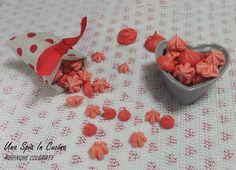 La ricetta delle meringhe colorate perfette