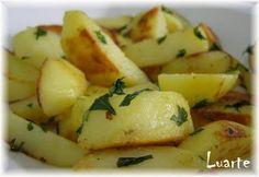 Batatas à Mrs. Anna