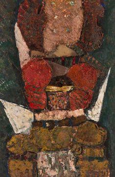 Aleksander Kobzdej, Mexico II/A, Oil on canvas Oil On Canvas, Mexico, Auction, Polish, Fine Art, Photography, Painting, Shop Signs, Vitreous Enamel