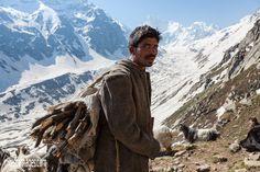 Shepherd - Hamta Pass - Himachal Pradesh, India