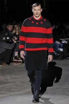 Givenchy Fall/Winter 2012 - Fucking Young!