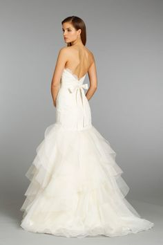 Bridal Gowns, Wedding Dresses by Jim Hjelm - Style jh8356