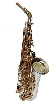 Sax Dakota USA SDA-1000 Bright Silver Plated Professional Alto Saxophone  Save 10% off with coupon code D10