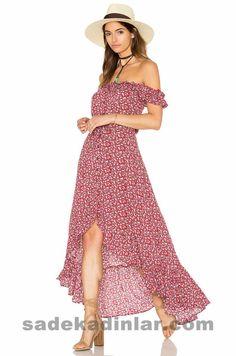 Summer Dresses 2017 Uzun Elbise Modelleri Askılı, straplez ve dekolteli gibi daha birçok tasarımda dizayn edilen elbise modelleri, bu geniş seçenekler içinden her sezon biriyle sahneye çıkıyor. Bizde Sizler için birbirinden şık Elbise Kombinlerini derledik İşte son moda Uzun Elbise Kombinleri