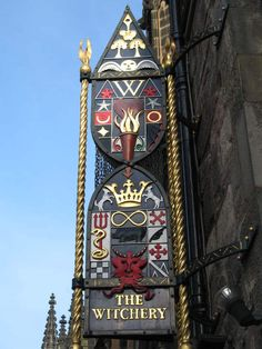 The Witchery - Edinburgh hotel & restaurant.