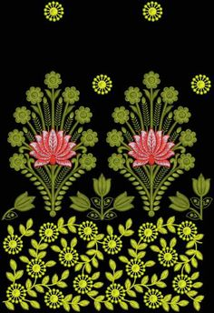 all kind of embroidery design free here Embroidery Works, Embroidery Dress, Machine Embroidery Designs, Hand Embroidery, Quran Transliteration, Lahenga, Indian Jewellery Design, All Craft, Textile Patterns
