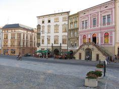 Olomouc Capital City, Czech Republic, Prague, Street View, Europe, Country, Places, Travel, Places To Visit