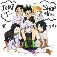 the promised neverland enma Otaku Anime, Anime Guys, Manga Anime, Manga Girl, Anime Art, Hunter Anime, Hunter X Hunter, City Hunter, Monster Hunter