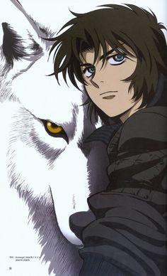 Kiba Wolf's Rain..... Kiba will be my someday dog's name