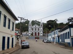 Itaverava (MG) - centro histórico