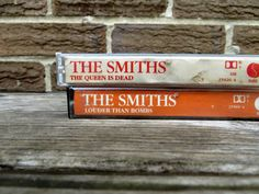 The Smiths The Queen is Dead & Louder Than Bombs
