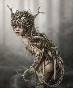 ..forest creature