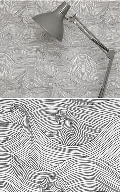 framing wallpaper samples