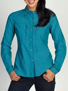 Women's Dryflylite™ Long Sleeve Shirt