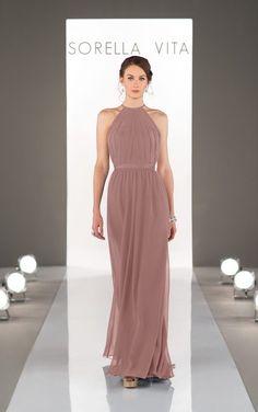 Flirty Bridesmaid Dress by Sorella Vita