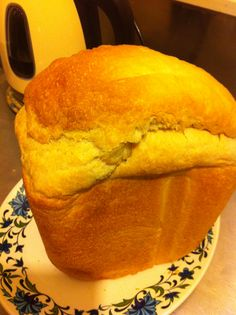 Loaf of bread! Ommy!