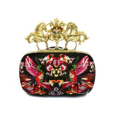 Alexandre McQueen. This is SUCH a beauty... the colours, the patterns, the design.