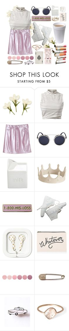 """BOBBIE."" by ftrees ❤ liked on Polyvore featuring BIA Cordon Bleu, ZENTS, ALPHABET BAGS, Deborah Lippmann and Parisi"