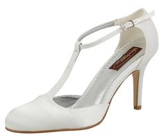 Meadows Essential Collection Amethyst Wedding Shoes - LIMITED STOCK - Elegant Steps