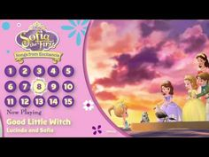 Sofia the First: Songs from Enchancia (Official Album Sampler) - YouTube