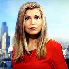 Alice Baxter - BBC News Channel.