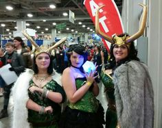 SLCC 2015 all the Lady Loki