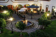 kioskos de mexico | Foto de San Juan del Rio, Queretaro: Patio principal con kiosco, muy ...
