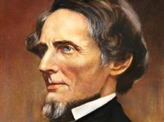 Jefferson Davis was best known as the president of the Confederate States of America during the Civil War. After a distinguished military career, Davis served as a Democratic U.S. senator from Mississippi and as Secretary of War under Franklin Pierce before his election as the president of the secessionist Confederate States of America. He was later indicted for treason, though never tried, and remained a symbol of Southern pride until his death in 1889.