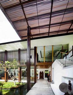 Sensationally designed home in Singapore