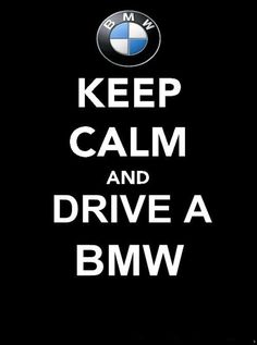 BMW...this will be me very soon!!! :)