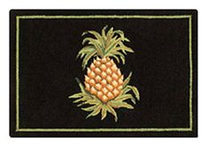 Ship captains would sail into Charleston, South Carolina, and place a pineapple onto their wrought iron fence, which meant they were home and welcomed everyone to come in, visit, and to see their wares from their travels. The pineapple became a welcome symbol of hospitality.