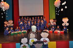 Armario de Noticias: Preescolar del Domínico Americano celebra graduaci...