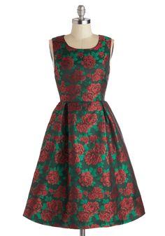 Ornate Celebration Dress | Mod Retro Vintage Dresses | ModCloth.com