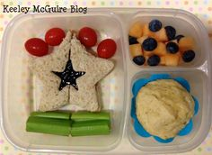 This blog has a TON of lunchbox packing ideas... she shares what she packs for her daughter every single day!