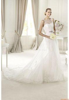 Vestidos de noiva Pronovias Utiel 2013