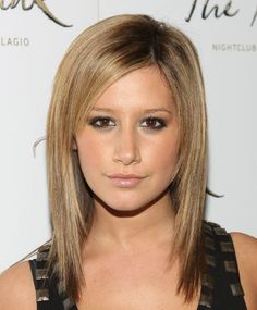 Ashley Tisdale love the cut #Hair