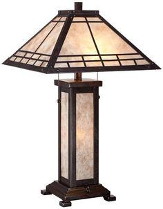 Madison Mission Style Mica Table Lamp Universal Lighting and Decor http://www.amazon.com/dp/B00DOYE442/ref=cm_sw_r_pi_dp_NAH9ub1YAYWK8
