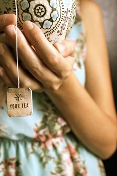 Your tea