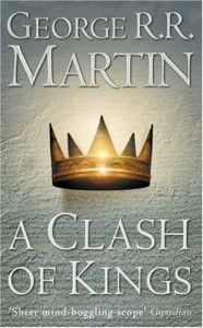 """""""Even when some of the raping, pillaging, incest, child slaughter and general violence was at its absolute worst, I happily plowed ahead. I was grateful for the story's depth and complexity, which is so rare in most novels."""""""