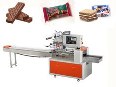 Chocolate Wafer Bar Packaging Machine
